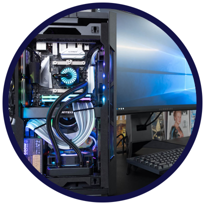 Desktop Computer Hire Glasgow Scotland UK
